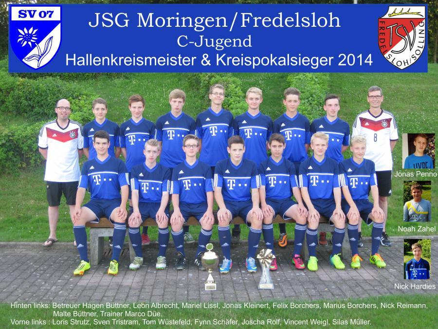 C-Jugend 2013 - 2014