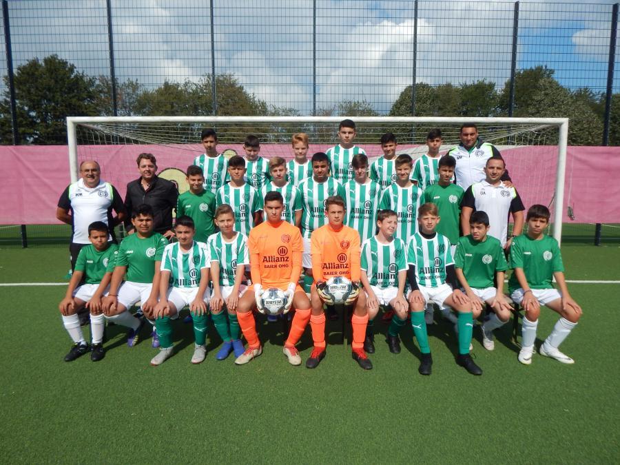 C-Jugend Saison2019/2020