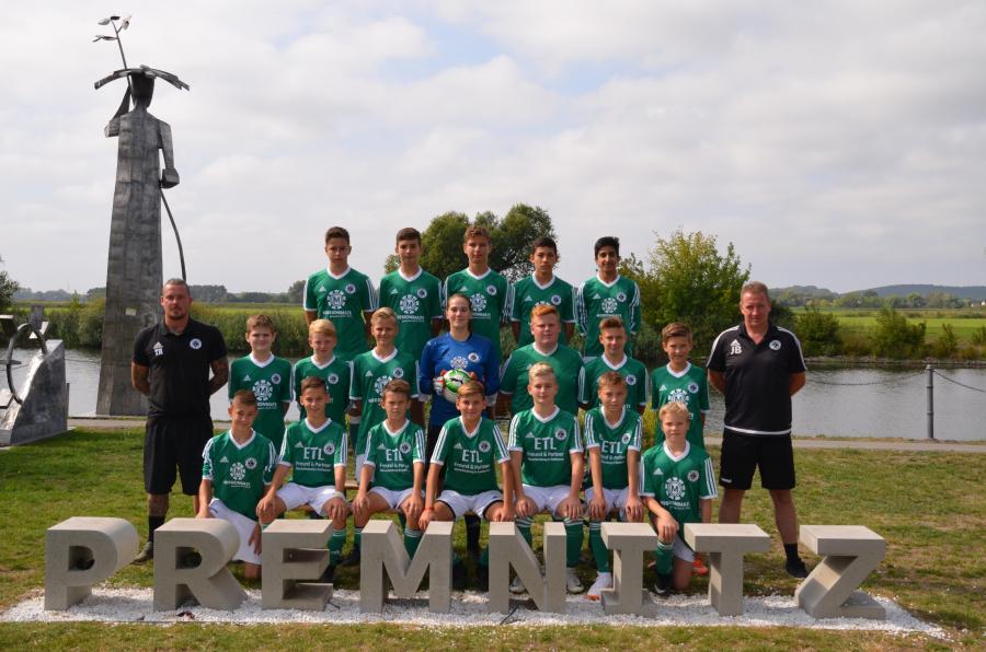 C-Jugend Saison 2018-2019