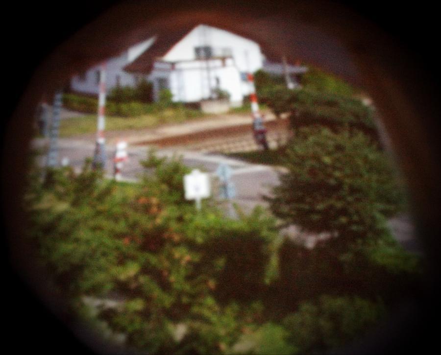 Camera-obscura-Aufnahme