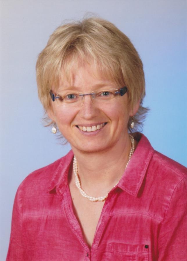 Schulleiterin Claudia Mühlbauer