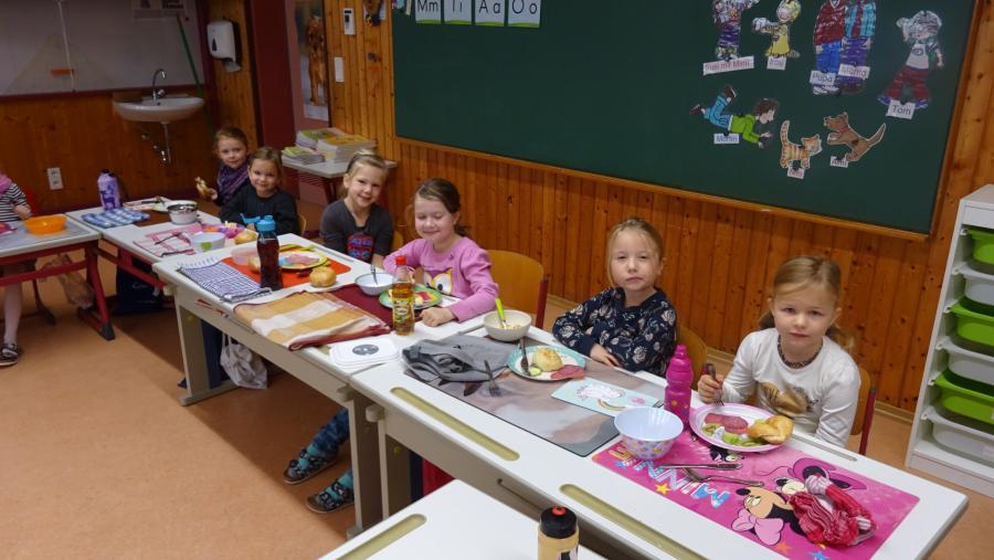 Klassenfrühstück 3