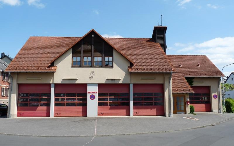 Feuerwehrhaus Krofdorf