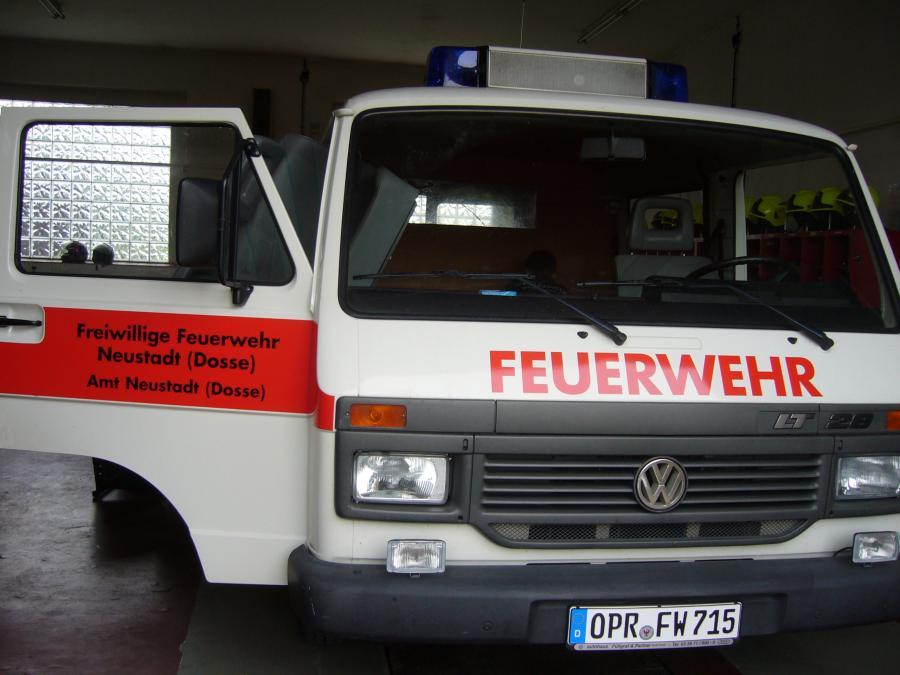 Fahrzeug FF Roddahn