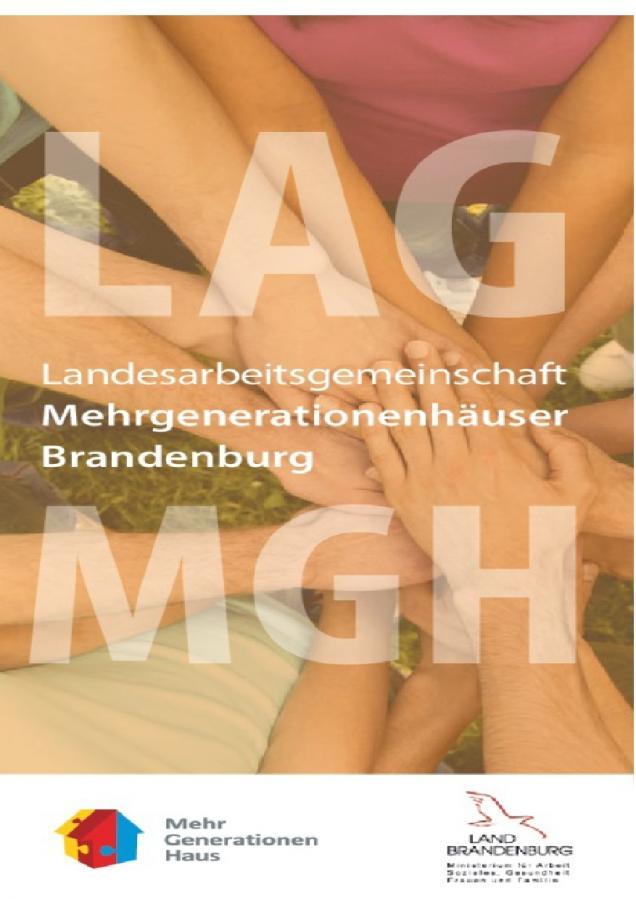 Landesarbeitsgemeinschaft der Mehrgenerationenhäuser Brandenburg