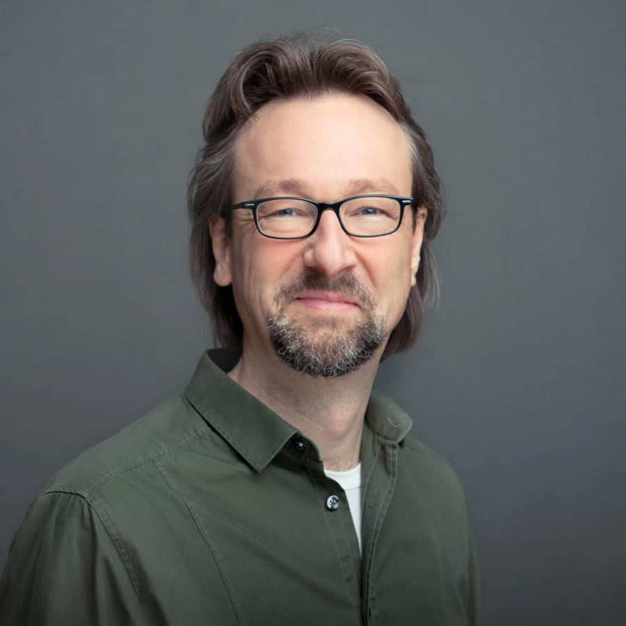 Rolf Schnieders - Fachbereichsleiter KJF