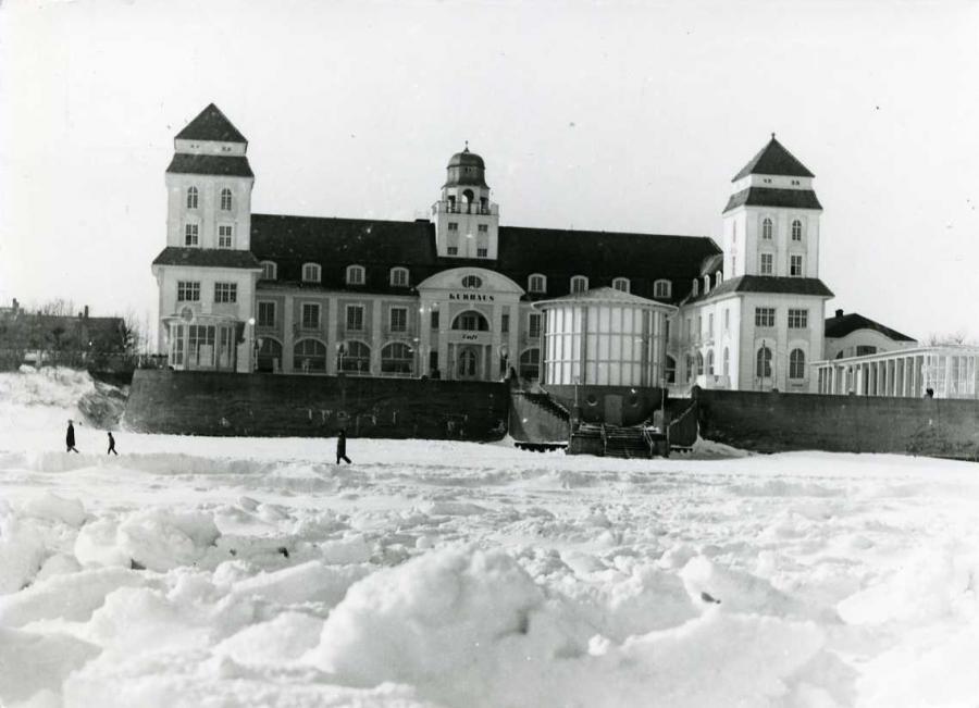 Ostseebad Binz 1982