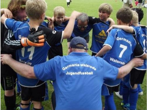 Jugendabteilung-Gemeinsam stark