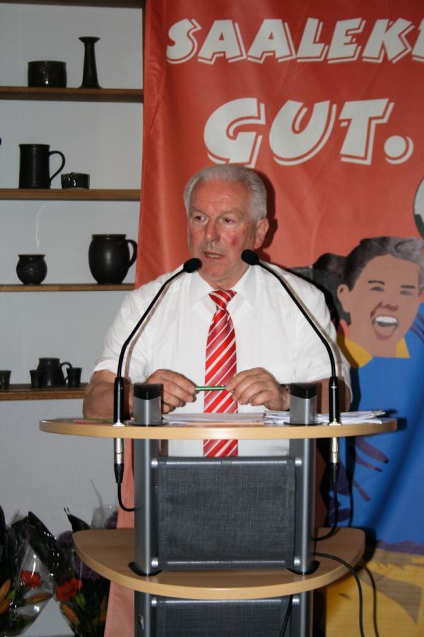 Erwin Bugar, Präsident des FSA
