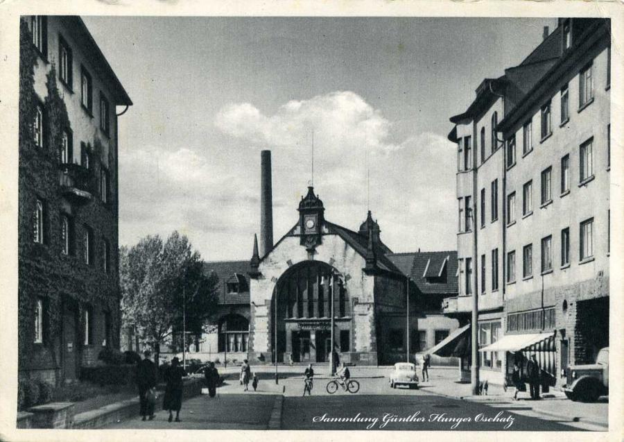 Witten a. d. Ruhr Der Hauptbahnhof
