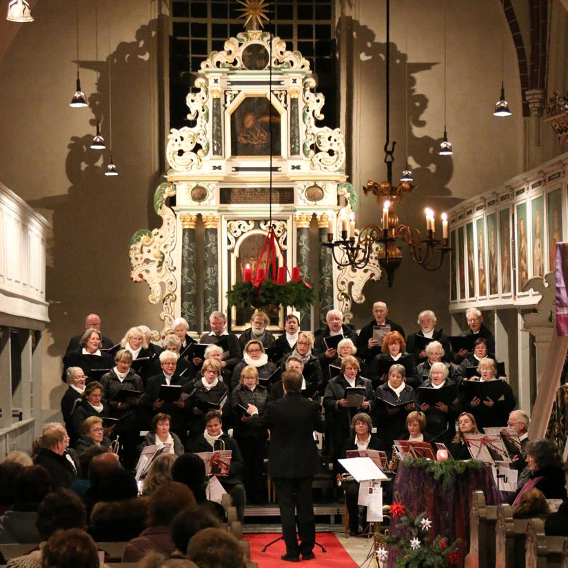 Adventskonzert am 1. Advent 2015  in Kremmen