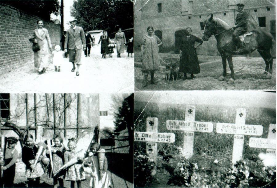 Dorfbilder von 1940