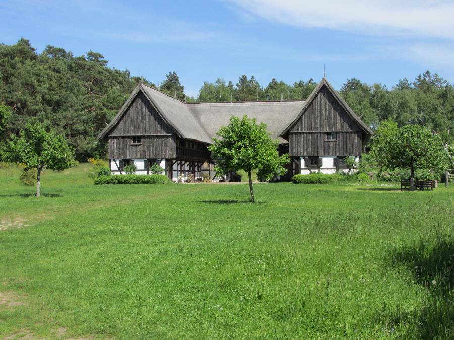 Freilichtmuseum Höllberghof Langengrassau