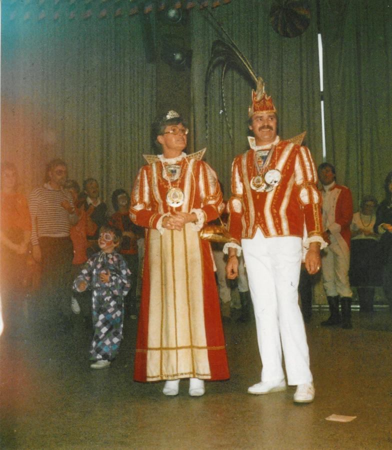 Werner u Anita 1987