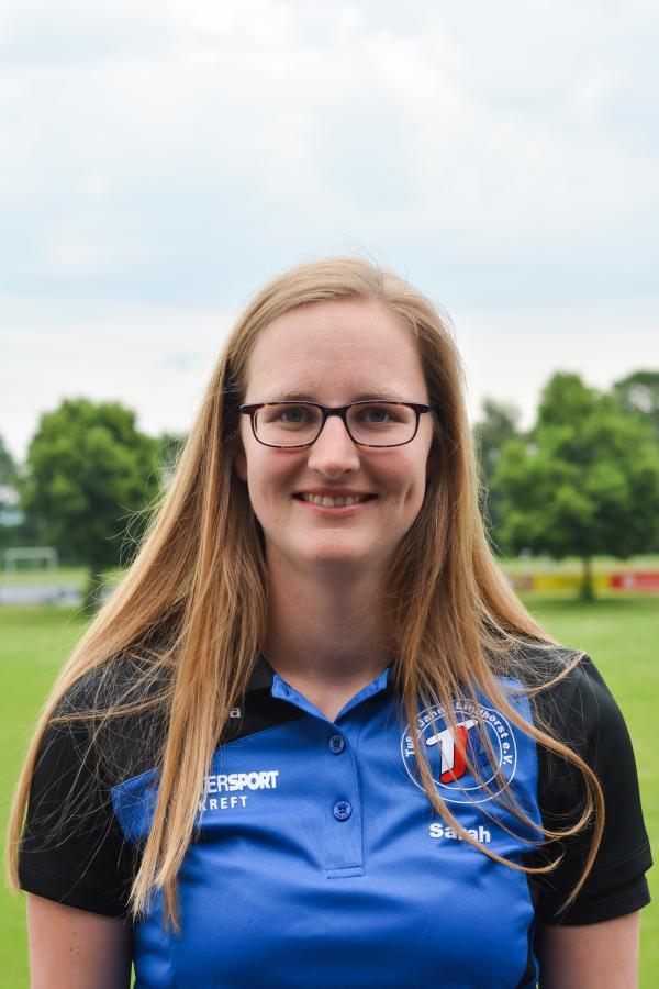 Kassenwart Fußball Sarah Bartels