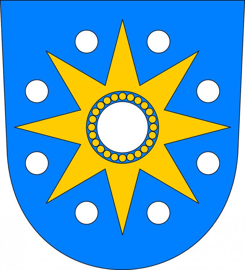 Perle Wappen