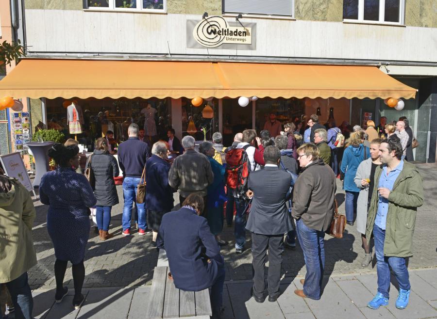 Eröffnung, Fotonachweis: fair:werk/C. Albuschkat