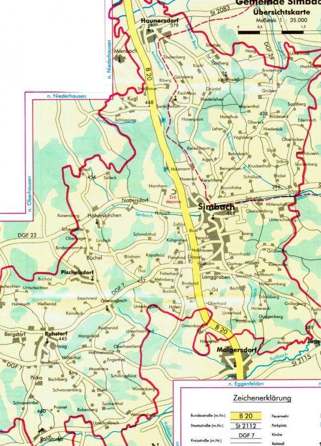 Gemeindeplan
