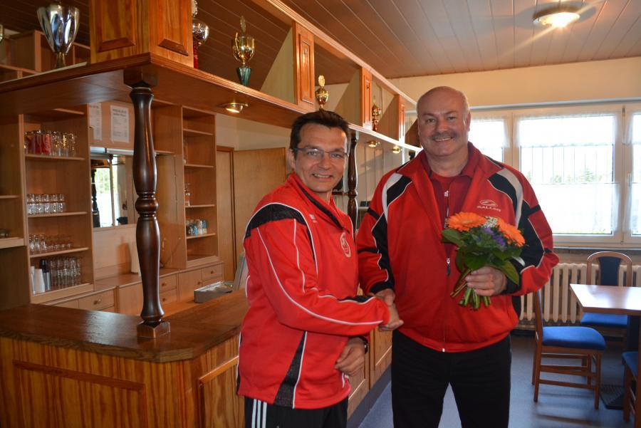 Rainer Traue ist neues Vorstandsmitglied
