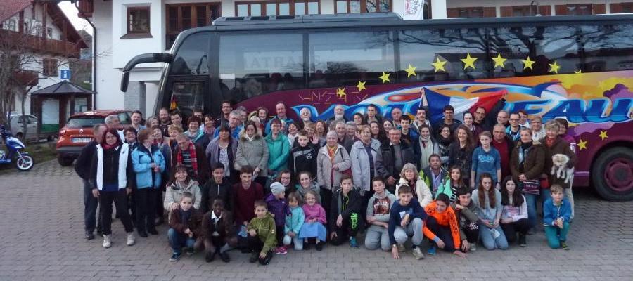 Besuch aus Aizenay 2016