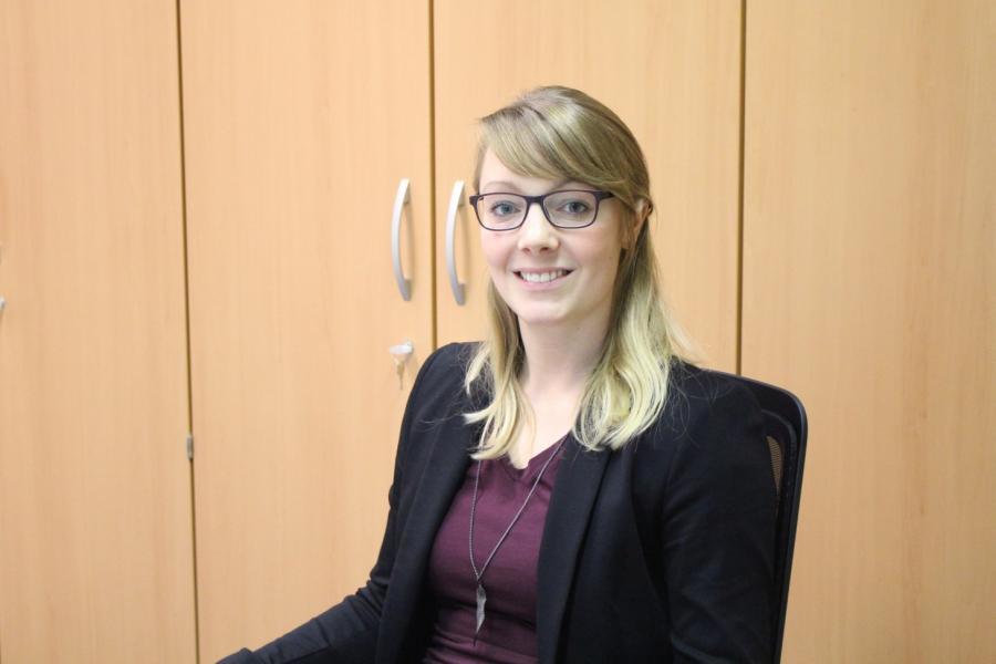 Gemeinschaftsvorsitzende Ellen Hoyer