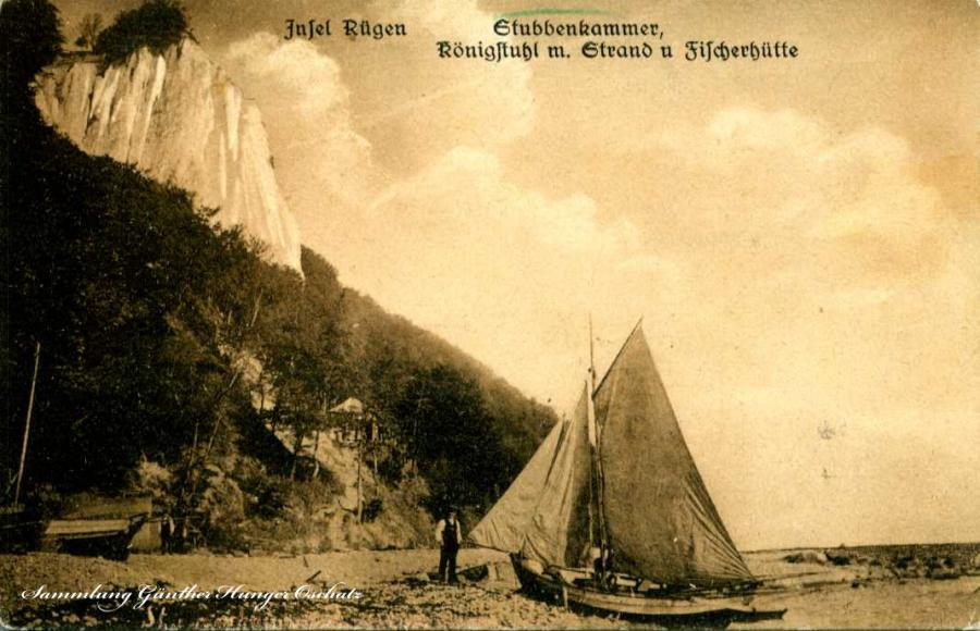 Insel Rügen Stubbenkammer