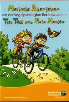 Fiete & Tizi auf Abenteuertour im Reckntztal