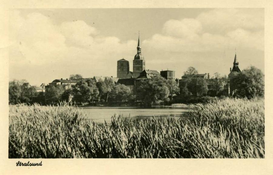 Stralsund 1955
