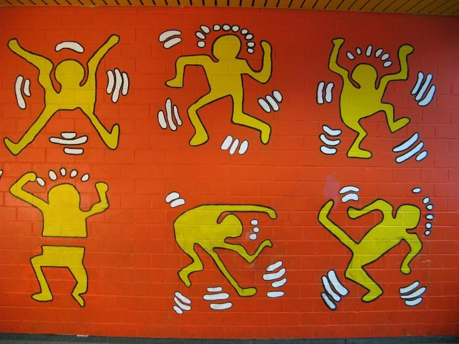Keith Haring, ...