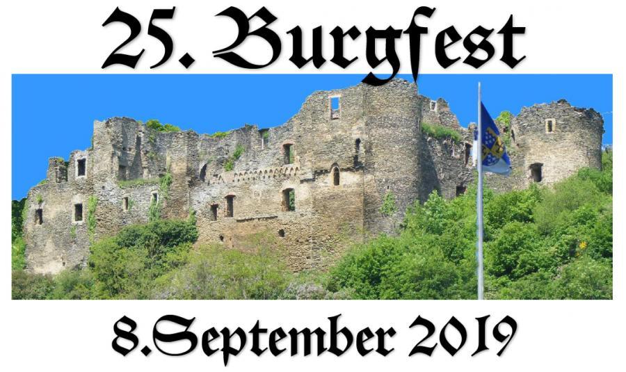 Burgfest 2019