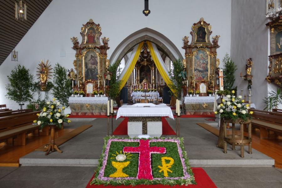 Priesterjubiläum Miltach 2019 4