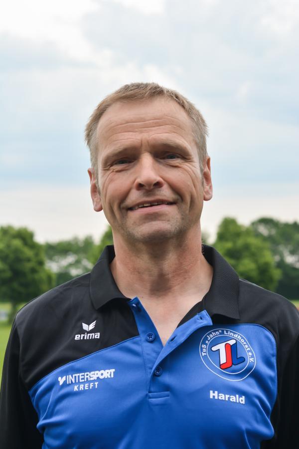 Spartenleiter Tischtennis Harald Gaus