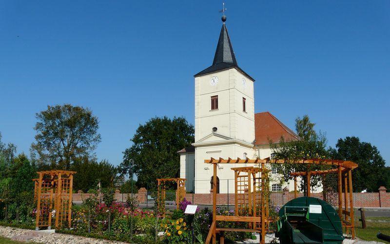 Kolonistenkirche Großderschau