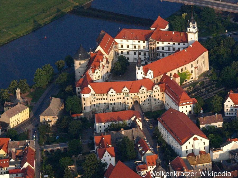 Mühlberg Schloss Hartenfels