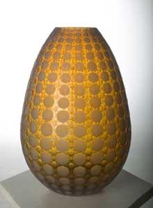 Hans Baumgartner: Vase ohne Titel