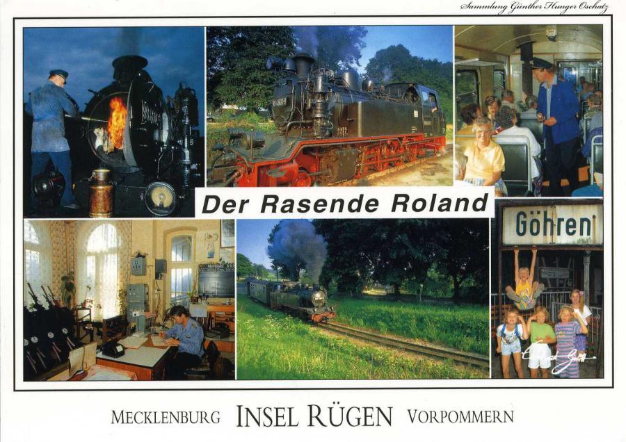Insel Rügen Mecklenburg Vorpommern