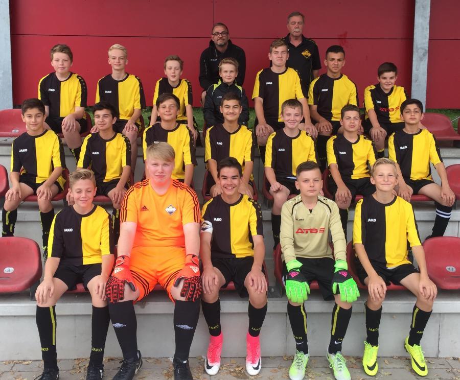 C Jugend 2017-18