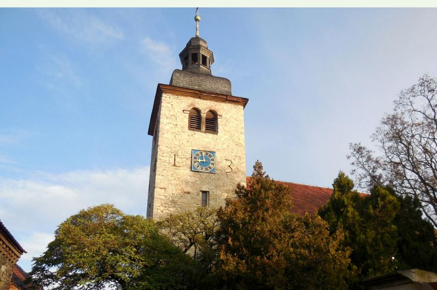 Kirche St. Severus Krottorf