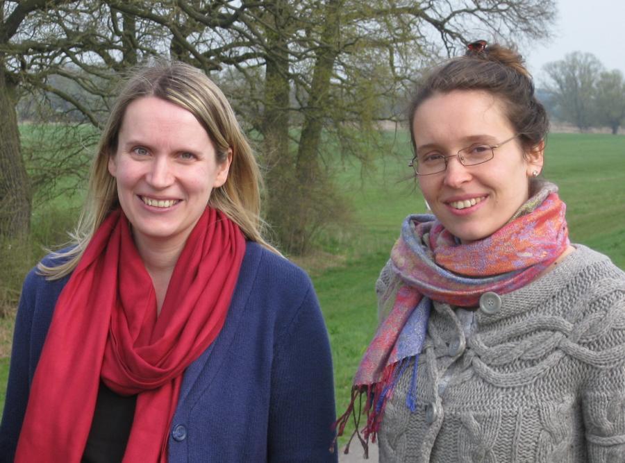 Susanne Dorow & Isabel Pech