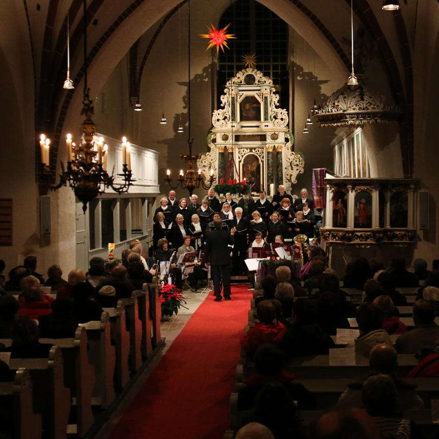 Adventskonzert in Kremmen am 1. Advent 2014