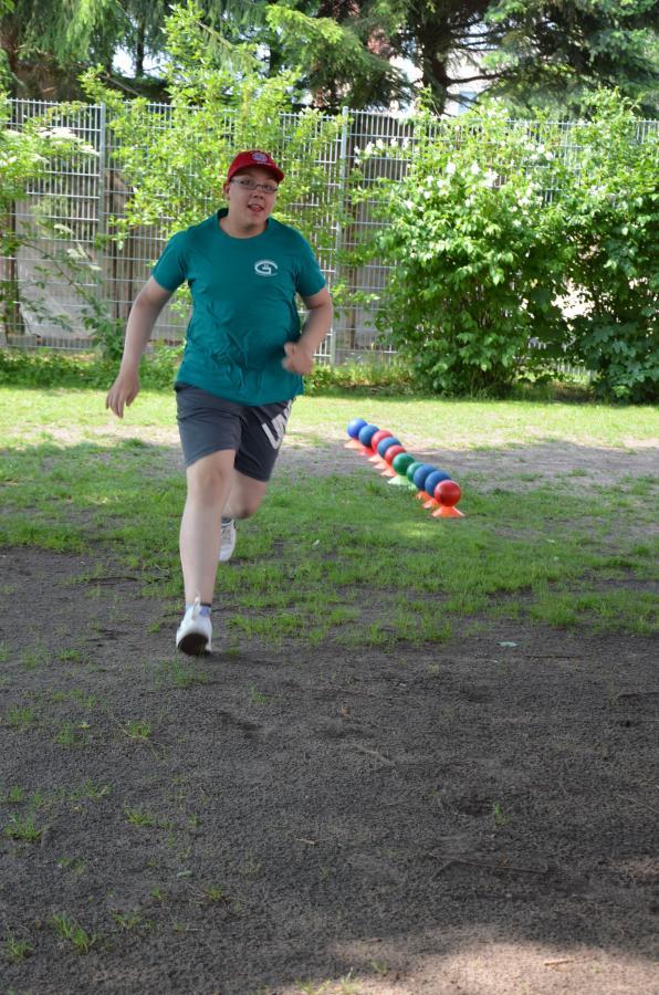 Sport- und Spieltest