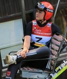 Olympiasiegerin Carina Vogt (SC Degenfeld) will in Hinterzarten ihre Medaillensammlung erweitern - Foto: johapress