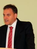 Kai Schmitt wurde beim Verbandsjugendtag in Breitnau für drei weitere Jahre ins seinem Amt bestätigt - Foto: Hahne