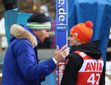 Erster und einziger Vierfachgewinner der Tourneegeschichte - Sven Hannawald ist nun Experte bei Eurosport - Foto: johapress / Hahne