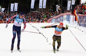 Dem Tauwetter zum Trotz gilt das Weltcup-Finale der Nordischen Kombinierer in Schonach als gesichert - Foto: Hahne / johapress