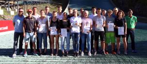 Sommer Grand Prix Hinterzarten: Skiverband Schwarzwald ehrt seine erfolgreichen Sportler - Foto: Joachim Hahne / johapress