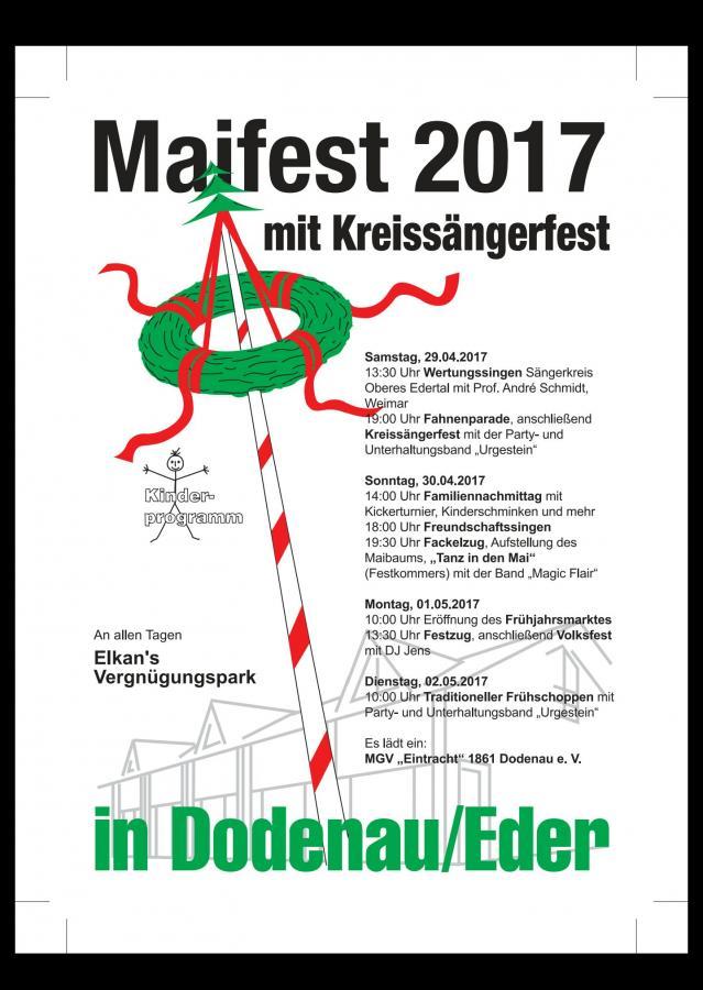 Maifest Plakat 2017