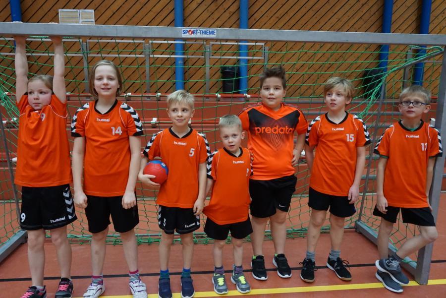 Mini Team VfL Lehre