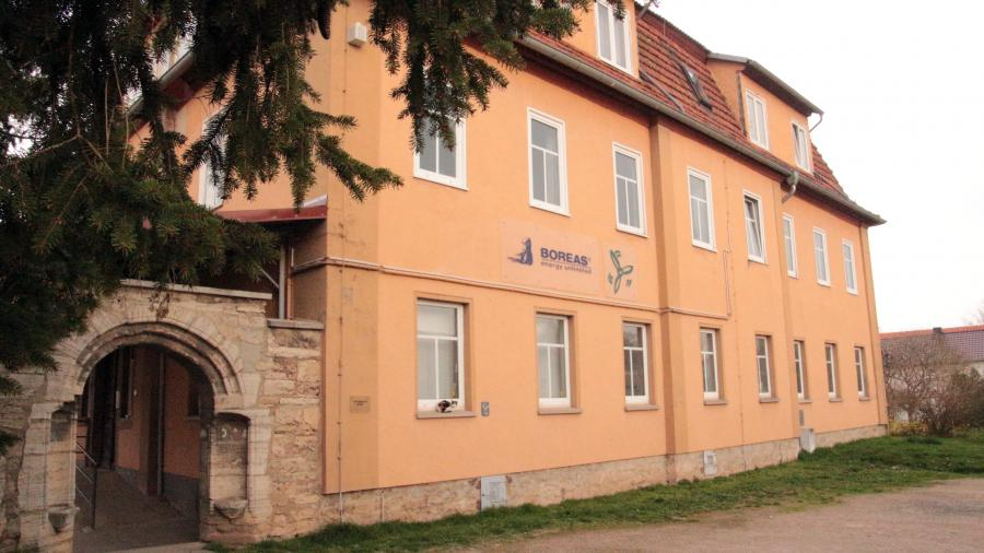 Sitz der BOREAS Energie GmbH