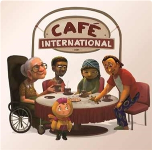 Café International im Mehrgenerationenhaus Kaiserslautern